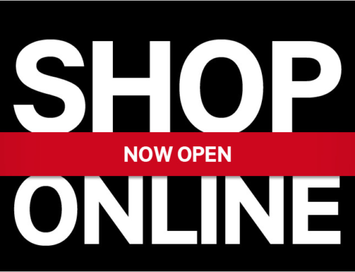 Check Our New Online Store