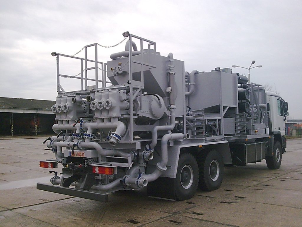 Cementing Units | Cementing Units Manufacturers | Cementing