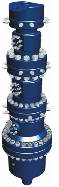 TYPICAL WELLHEAD & X-MAS TREE ASSEMBLIES