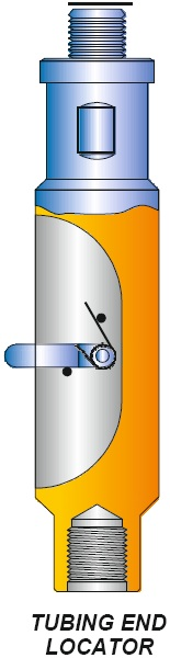 TUBING END LOCATOR